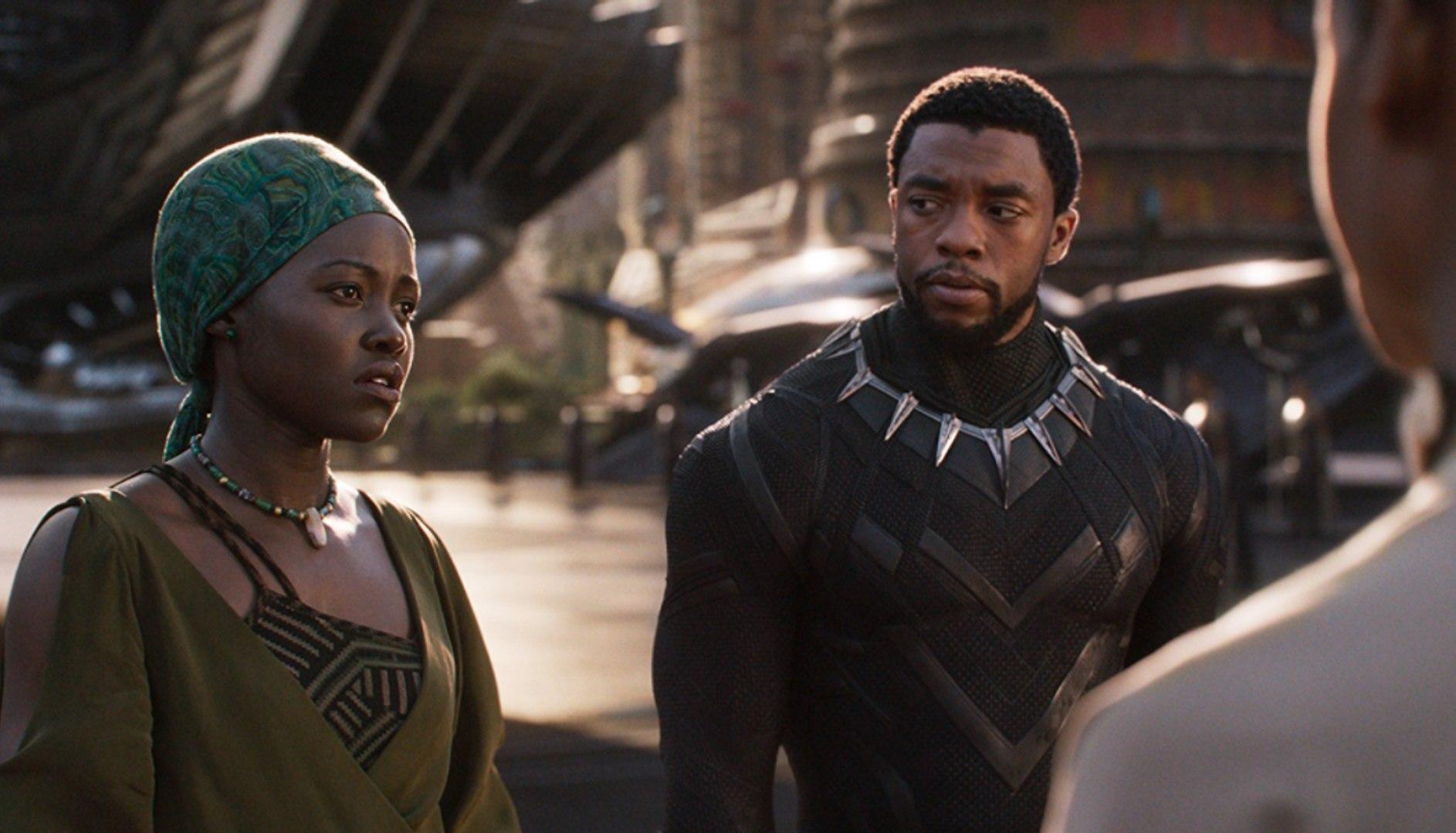 Black Panther (2018) English Film Free▫ FULL  MOVIE