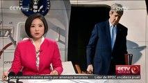 Kerry y Putin esperan discutir sobre los esfuerzos de paz en Siria y Ucrania