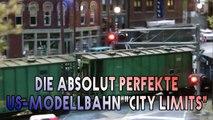 Modelleisenbahn City Limits & Gladstone Extension - Ein Video von Pennula über Modellbahnanlagen und Modelleisenbahnanlagen