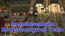 Modelspoorgroep Venlo Modelleisenbahn Spur H0 Modulanlage RocRail - Ein Video von Pennula über Modellbahnanlagen und Modelleisenbahnanlagen
