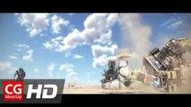 """CGI Animated Short Film HD: """"Flux"""" by High Sim Studios"""