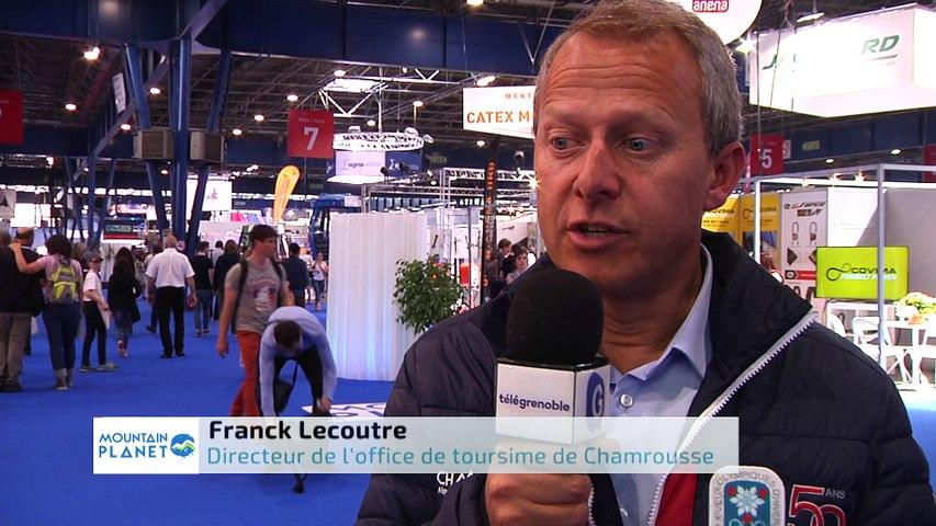 Mountain Planet 2018 - Interview de Franck Lecoutre