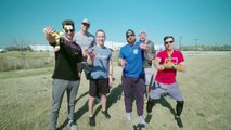 6:01 Bowling Trick Shots | Dude Perfect Dude Perfect 82 Mn görüntüleme  10:28 New Best Zach King magic vines 2017 - Best magic trick ever Funny Vines Sizin için öneriliyor  5:18 Flip Edition | Dude Perfect Dude Perfect 83 Mn görüntüleme  7:00 RC Edition