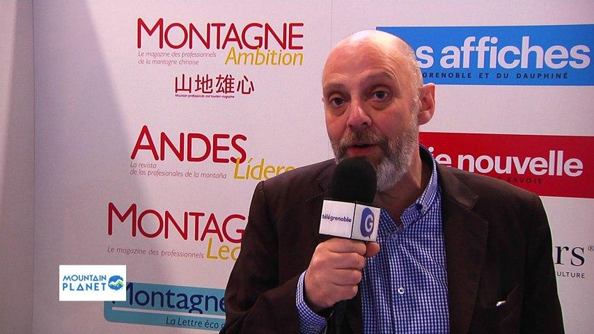 Mountain Planet 2018 - Interview de Sébastien Mittelberger