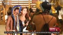 La ciudad brasileña de las Palmas acoge la primera competición internacional de minorías del mundo