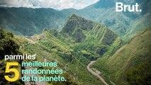 """VIDEO - Le """"chemin de l'Inca"""", la route très prisée vers le Machu Picchu"""