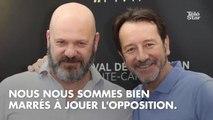 """Jean-Hugues Anglade: """"Nous nous sommes bien marrés avec Corinne Masiero"""""""