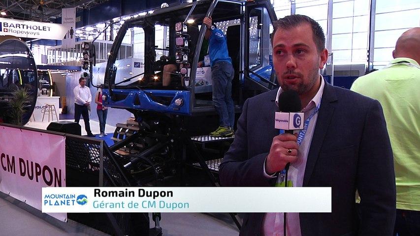 Mountain Planet 2018 - Interview de Romain Dupon