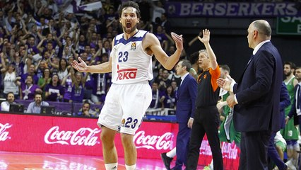 MVP Llull to play Game 3 for Madrid