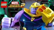 LEGO Marvel Super Heroes 2 - Avengers: Infinity War DLC Trailer