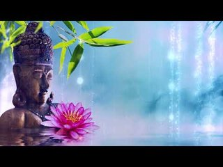 Peaceful Morning Relax : Meditation Background Harp Instrumental, Stress Relief, Mind Relaxation