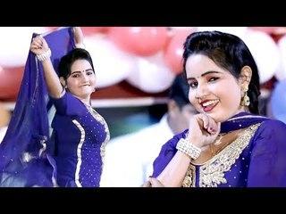 New Haryanvi Dance    Sunita Baby Dance 2018    Jaan Jatni    Latest Stage Dance    Mor Music