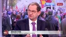 Bernard Vivier, directeur de l'Institut supérieur du travail : « Le mouvement à la SNCF ne s'essouffle probablement pas »