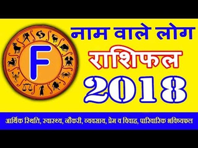 F नाम वाले व्यक्ति का स्वभाव | Nature of The Person Name Start with F Letter | Alphabet Astrology