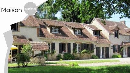 A vendre - Maison/villa - Courtenay (45320) - 12 pièces - 450m²