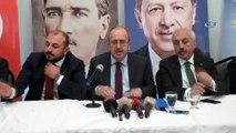 """AK Parti Çorum İl Başkanı Mehmet Karadağ: """"Güneş Motel tarzı bir transferi Çorum'dan da bir milletvekili başka bir partiye geçerek kötü bir örnek sergilemiştir"""""""