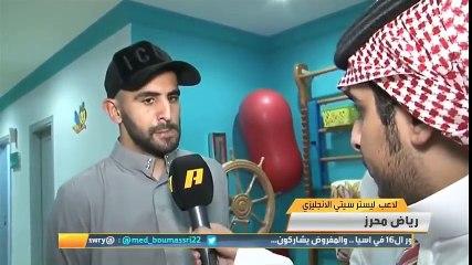 Mahrez effectue une Omra et rend visite aux handicapés