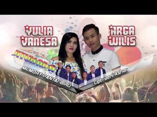 Yulia Vanesa ft.Arga Wilis - Memori Pantai Biru (Official Music Video)