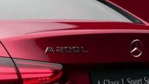 Mercedes-Benz A-Class L Sport Sedan - Design