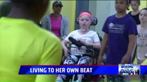 Wheelchair-Bound Girl with Muscular Dystrophy Excels in Dance Class