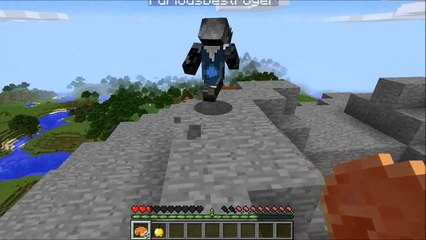 146.Minecraft- A Crack in the World (Custom Map) Part 2
