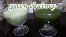green chutney with curd   dahi ki chutney   green chatni recipe in urdu