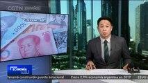 China aumenta 5 puntos la tasa de adquisiciones temporales tras medidas tomadas por Fed