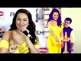 61st Britannia Filmfare Awards 2015 - Sonakshi Sinha - Press Conference