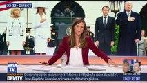 Visite d'État aux États-Unis: Macron décore des vétérans américains
