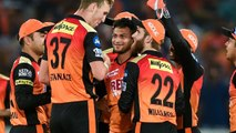 IPL 2018 SRH vs MI: Sunrisers Hyderabad successful defends lowest total in league's history|वनइंडिया