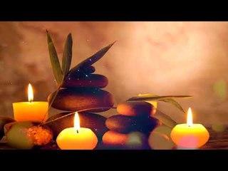 """1 heure Musique relaxante """"Méditation du soir"""" Méthodes de fond pour le yoga, le massage"""