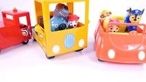 Mejores Videos Para Niños Aprendiendo Colores - Paw Patrol Peppa Pig Cars Learning fun Videos