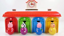Mejores Videos Para Niños Aprendiendo Colores - Paw Patrol Fair ferris Wheel Peppa Pig Learn Colors