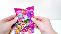 Hello Kitty Pitufo Gigante Huevo Play Doh Sorpresa Juguetes Shopkins My Little Pony