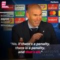 Ronaldo Buffon  Zidane Football stars went upside down after THAT controversial penalty