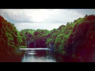 Musique relaxante: avec des sons naturels, calme, relaxant, cascade Musique, étude, méditation