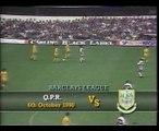 Queens Park Rangers - Tottenham Hotspur 06-10-1990 Division One