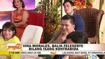 UKG: Vina Morales, balik-teleserye bilang isang kontrabida