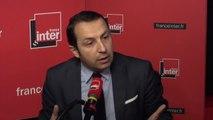 "Sébastien Chenu : ""Je comprends que les syndicats refusent de négocier avec Madame Borne"""