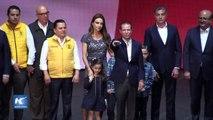 Formalizan principales candidaturas a la presidencia rumbo a elecciones