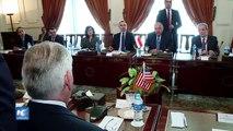 Estados Unidos apoya la guerra de Egipto contra el terrorismo