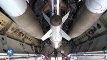Bombardero estadounidense golpea posiciones talibanes en Afganistán