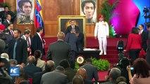 Maduro defendió ante medios internacionales resultados de elecciones regionales
