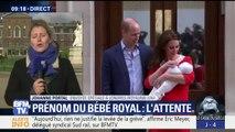 Les Britanniques toujours dans l'attente du prénom du nouveau Royal Baby