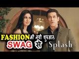 Salman और Katrina ने किया अलग अंदाज़ में दी नए साल की बधाई । Splash Collection Ad - Swag Ad