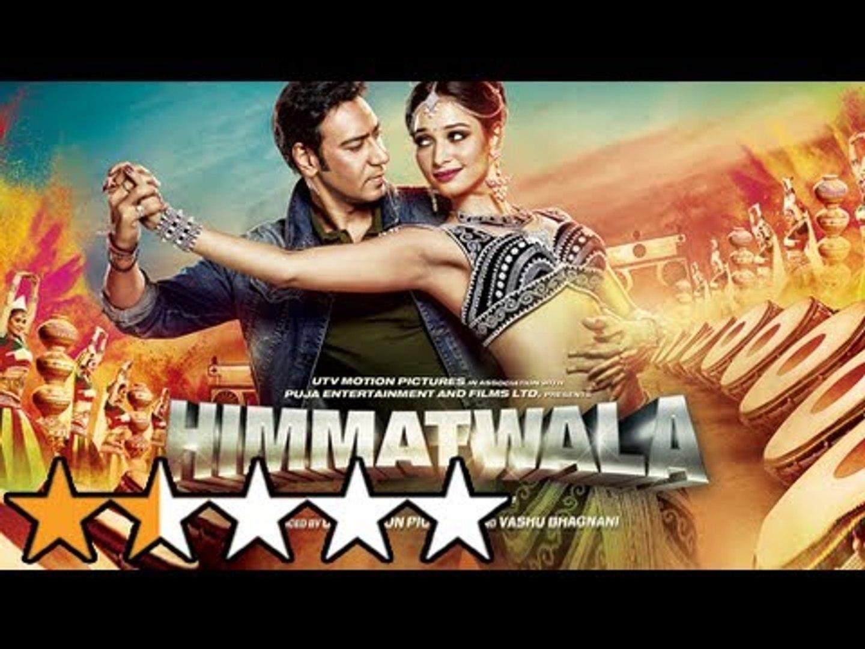 Himmatwala (2013) Movie Review   Ajay Devgan, Tamannaah Bhatia