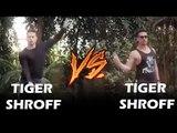 Baaghi 2 - Tiger Shroff ने किया Tiger Shroff का सामना हुई Dance Battle