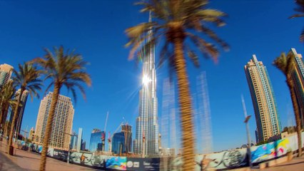 Meet me in Dubai: A Desert Balloonist