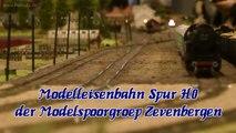 Modelleisenbahn der Railkontakt Modelspoorgroep Zevenbergen - Ein Video von Pennula über Modellbahnanlagen und Modelleisenbahnanlagen