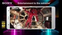 Préroll habillé - Sony Xperia